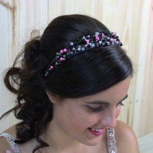 Corona PAULA en novia