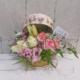 Dalila caja de flores
