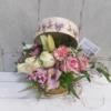 caja de flores Dalila