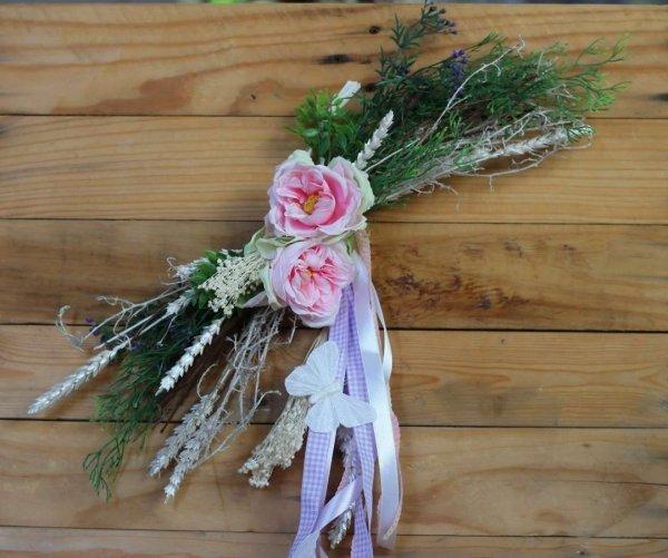 """arreglo floral colgante """"Lavender"""""""