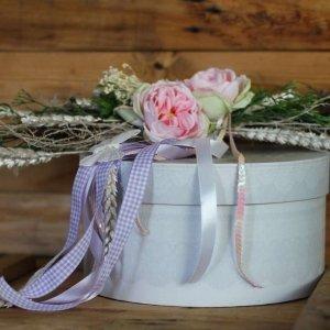 """arreglo floral colgante """"Lavender"""" original"""
