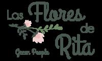 logo de Las flores de Rita