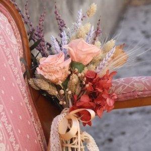 ramo de novia preservado silvestre