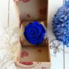 Rosa azul eterna para enviar a domicilio y regalar a alguien especial