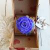 Rosa eterna morada preservada para comprar online y enviar a domicilio