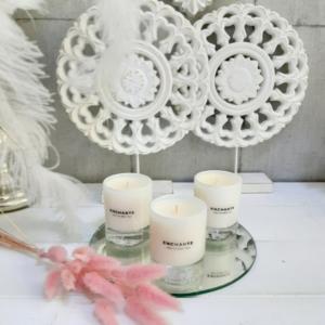 velas perfumadas, pack de 3, para ambientar tu hogar
